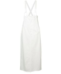 Y's | High Waist Suspender Skirt