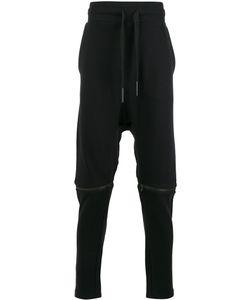 Barbara I Gongini | Zipped Knees Drop-Crotch Trousers 52
