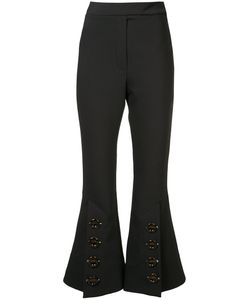 Ellery | High-Rise Cropped Trousers 4