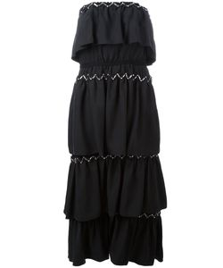 Sonia Rykiel | Strapless Layered Dress 38