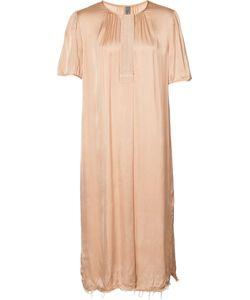 Raquel Allegra | Ribbon Placket Dress