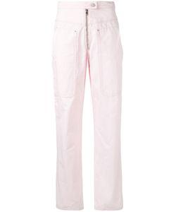 Isabel Marant   Cropped Duke Trousers