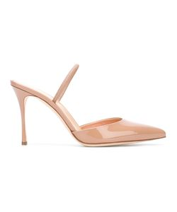 Sergio Rossi | Pointed Toe Mules Size 40