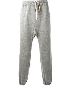 Fad Three | Drop-Crotch Track Pants