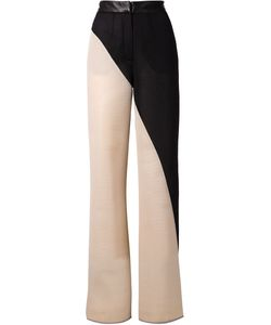 Dominic Louis | Brushstroke Mesh Trouser