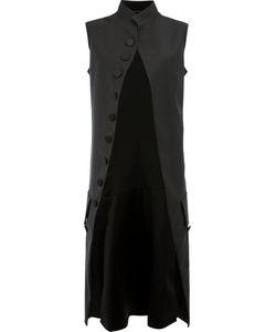 Maison Margiela | Sleeveless Mid-Length Coat Size 40