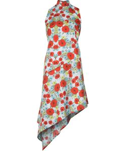 Area Di Barbara Bologna | Fire Flower Dress
