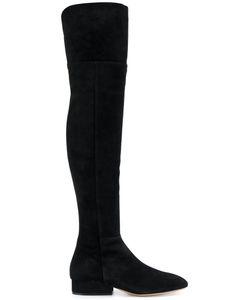 Salvatore Ferragamo | Over The Knee Boots Calf