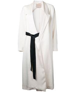 Erika Cavallini | Belted Coat Size 48