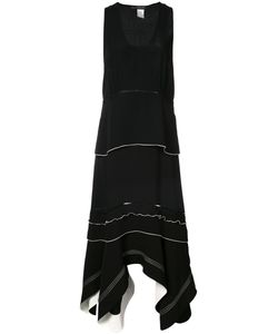 Derek Lam | Layered Contrast Trim Dress