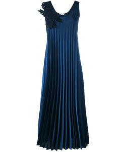P.A.R.O.S.H. | P.A.R.O.S.H. Long Pleated Dress