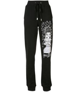 Haculla | Printed Track Pants Size