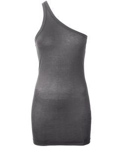 Rick Owens DRKSHDW | One-Shoulder Top Size Xs
