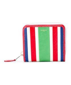 Balenciaga | Bazar Striped Wallet