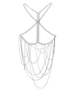 Fannie Schiavoni | Mixed Link Body Chain