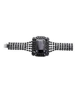 Tom Binns | Square Gem Crystal Bracelet