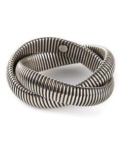 Janis Savitt | Twist Cobra Bracelet
