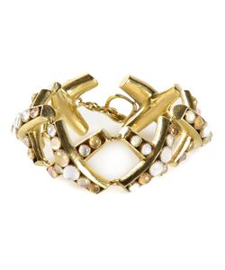 Vaubel | Round Stone Bracelet