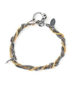 Puro Iosselliani | Sapphire Ring Tangled Bracelet