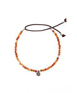 Catherine Michiels | Charm Beaded Bracelet