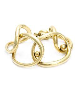 Vaubel | Overlapping Oval Ring Bracelet