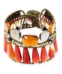 Ziio | Murano Glass Beaded Bracelet