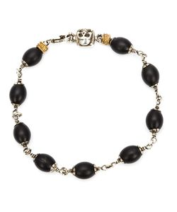 Roman Paul | Skull Wrapped Bracelet