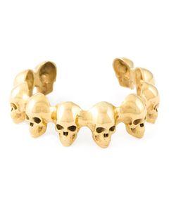 Leivankash | Skull Memento Cuff