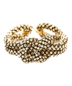 Michael Schmidt | Mesh Love Knot Bracelet