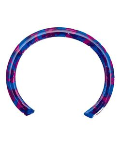 Gemma Redux | Marbled Paint Bangle