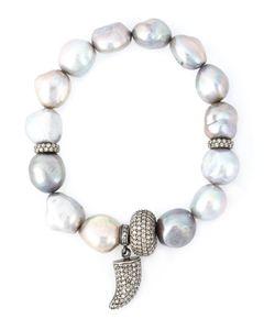 Loree Rodkin   Embellished Bracelet
