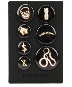 Hyein Seo | Printed Badge Set