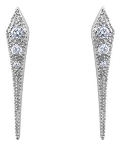 V Jewellery | Mythos Dagger Earrings