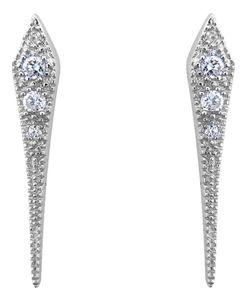 V Jewellery | Mythos Dagger Earrings