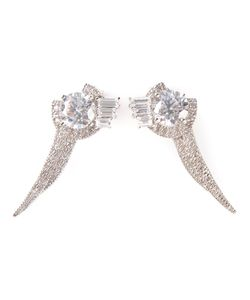 V Jewellery | Brilliance Flitch Lobe Earrings
