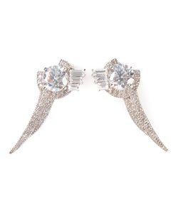 V Jewellery | Brilliance Flitch Lobe Earrings