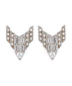 V Jewellery | Deco Chrysler Earrings