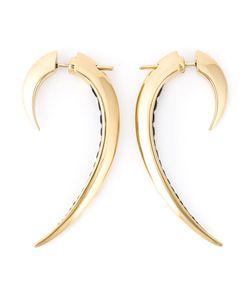 Shaun Leane   Signature Tusk Spinel Earrings