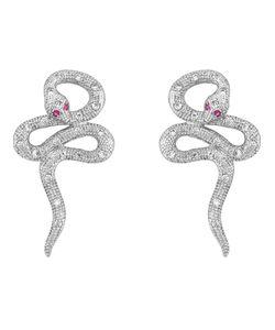 V Jewellery | Mythos Serpent Earrings