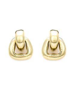 Vaubel | Rectangular Loop Clip-On Earrings