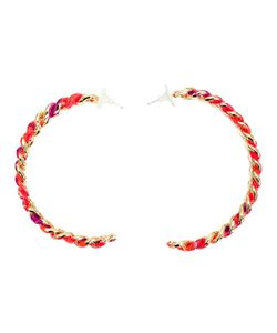 Gemma Redux | Chain Hoop Earrings
