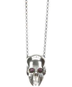 Ugo Cacciatori | Skull Pendant Necklace