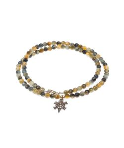 Catherine Michiels | Beaded Turtle Necklace