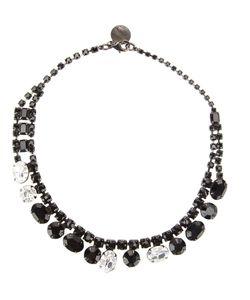 Tom Binns | Asymmetric Crystal Necklace