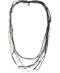 Goti | Long Snail Shell Necklace
