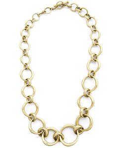 Vaubel | Chunky Oval Necklace