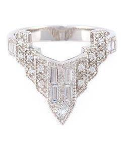 V Jewellery | Deco Chrysler Ring