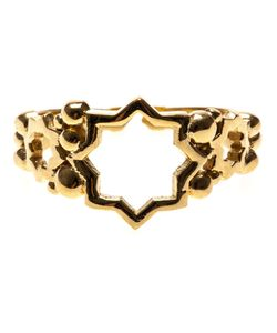 Leivankash | Cut Out Star Open Ring