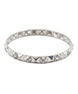 Loree Rodkin | Pyramid Stud Diamond Bangle