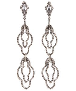 Loree Rodkin | Drop Diamond Earrings